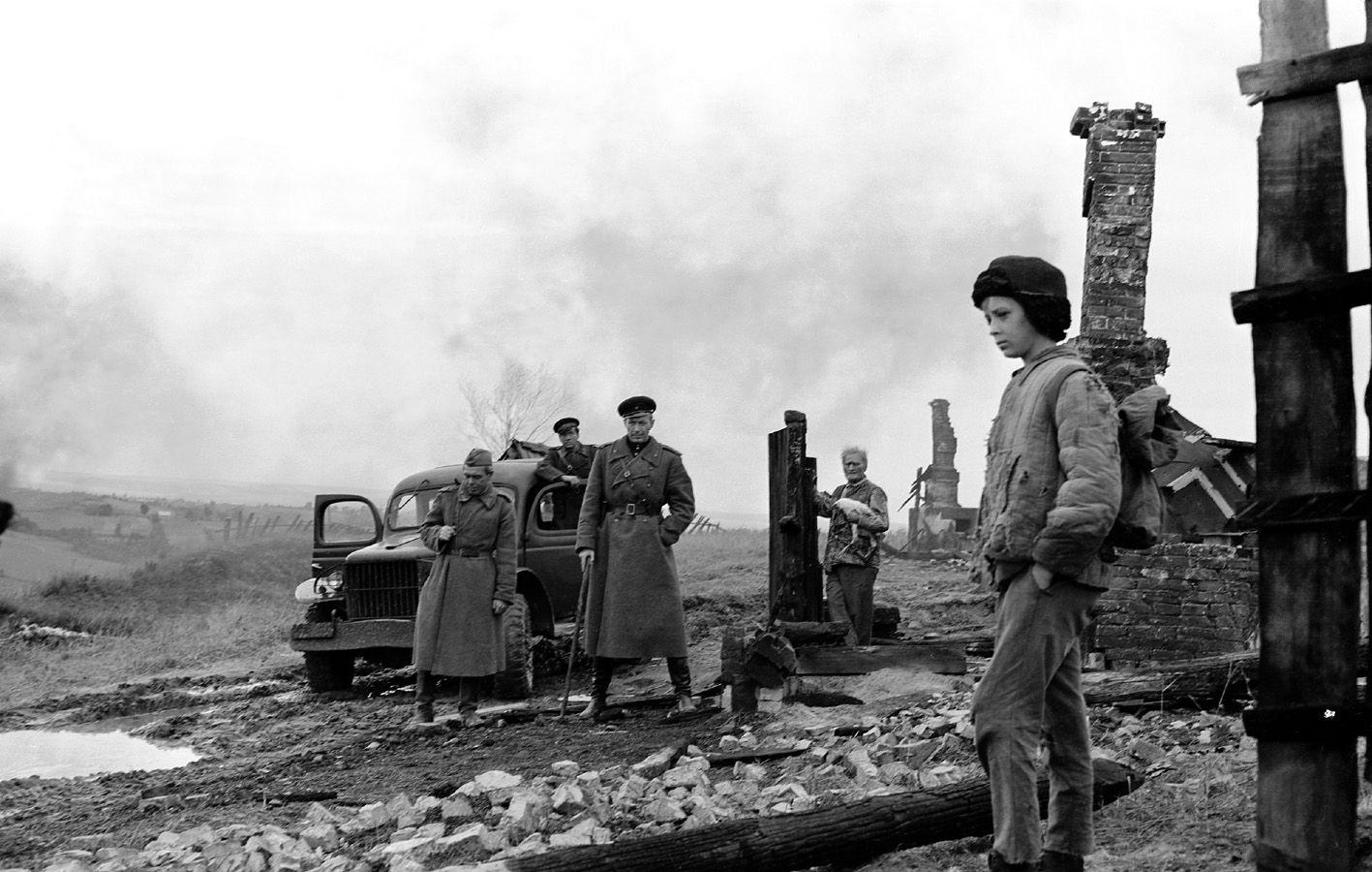 Ivanovo detstvo (Ivan childhood), Andrei Tarkovsky, 1962
