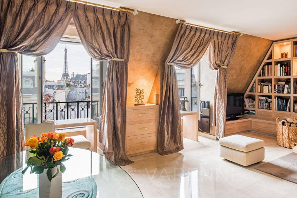 un appartement de 100 m² comme une maison avec terrasse-jardin de