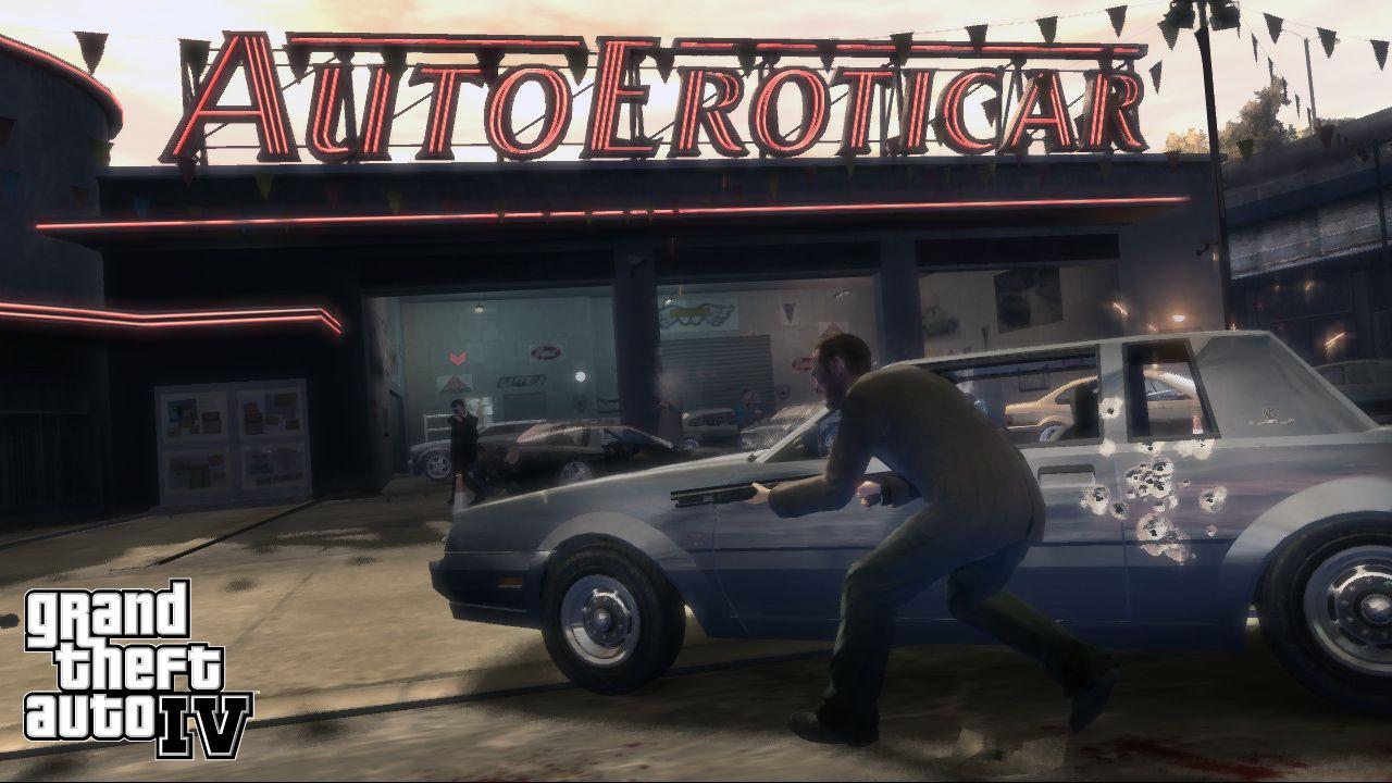 Моды Авто для GTA 4