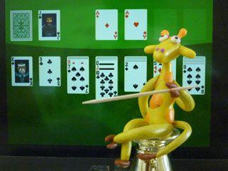Карточные игры косынка