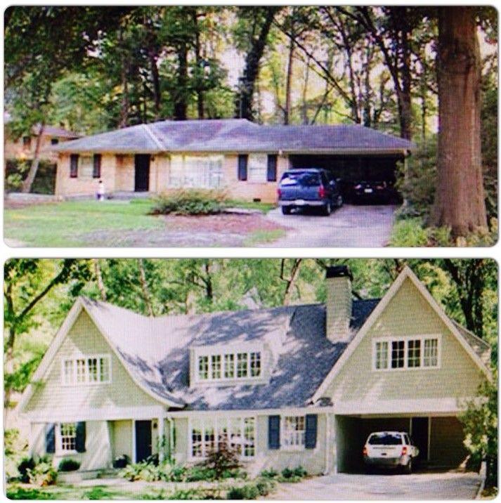 So What Do You Do When You've Outgrown Your House But You