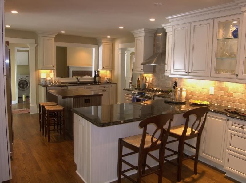 Superbe Steps To Remodel Kitchen #3   Raised Ranch Kitchen Remodel Before And ..