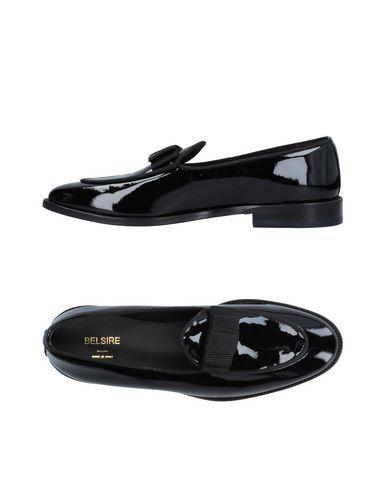 BELSIRE Men's Loafer Black 10.5 US