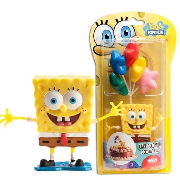 You can now buy Dekora Sponge Bob Cake Topper online in very suitable price. Bakeware.pk is a bakeware marketplace where you can order online for best baking tools, decorations and cakes.