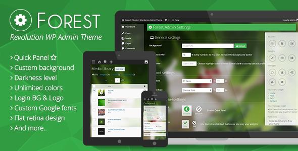 Vediamo i migliori template per la dashboard di Wordpress, che ti consentiranno di personalizzare il lato di amministrazione del tuo sito o blog.