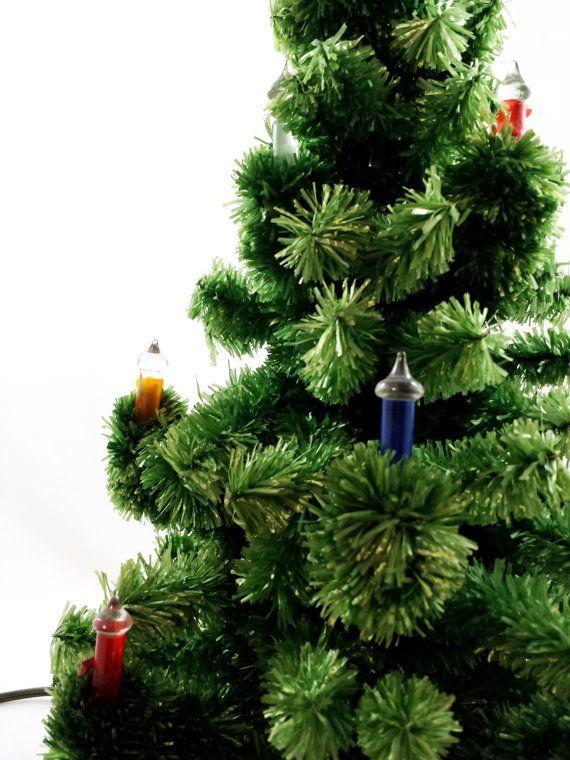 Vintage Christmas Tree Artificial Lite Patent 1933 RARE By  - Vintage Artificial Christmas Trees