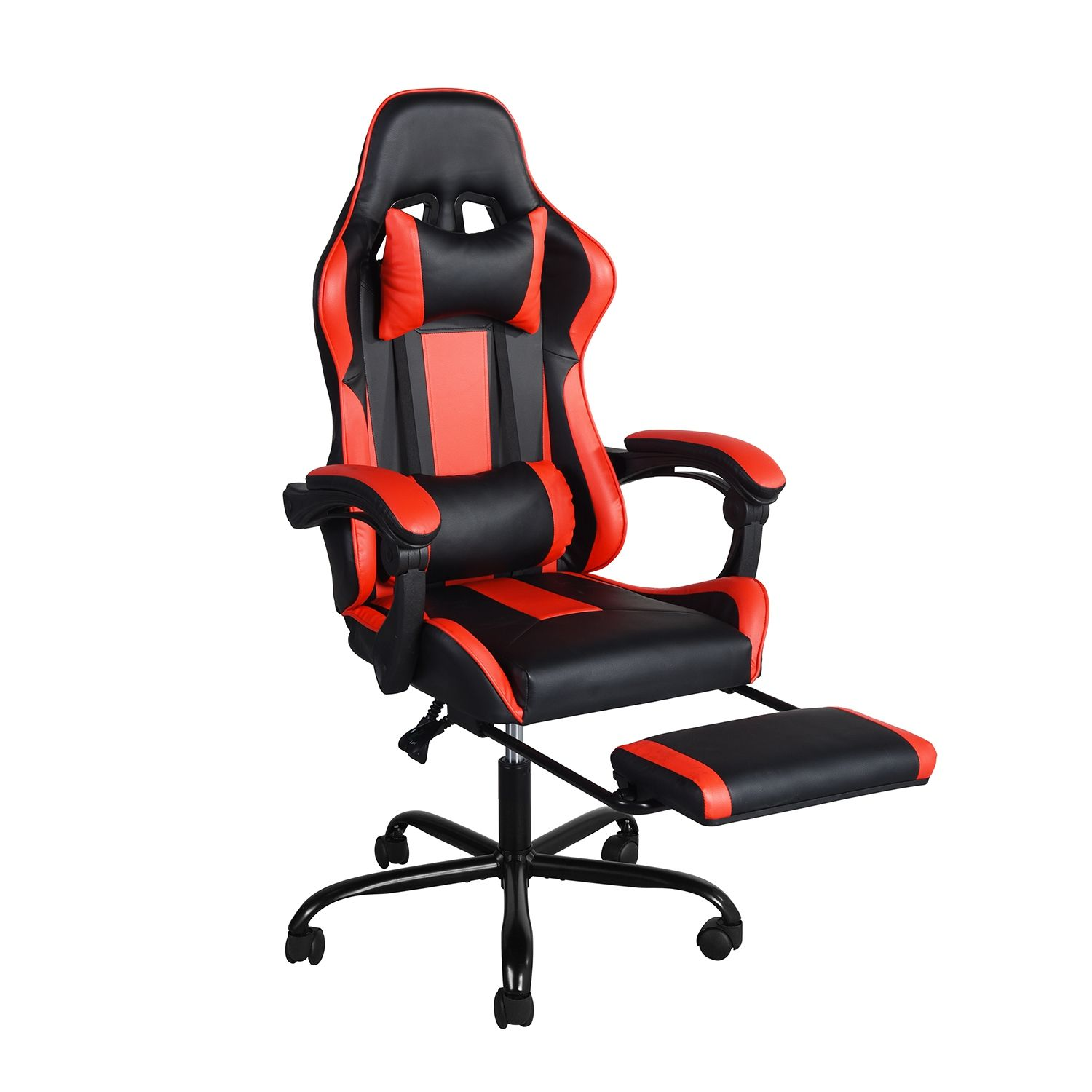 Reclining Swivel Gaming Chair with footrest : Office Chairs - Best