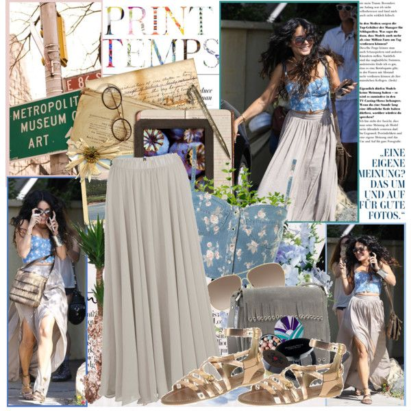 Dress like vanessa hudgens polyvore fashion