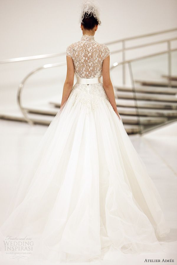 atelier aimée 2014 pre-collection wedding dresses | bodaa