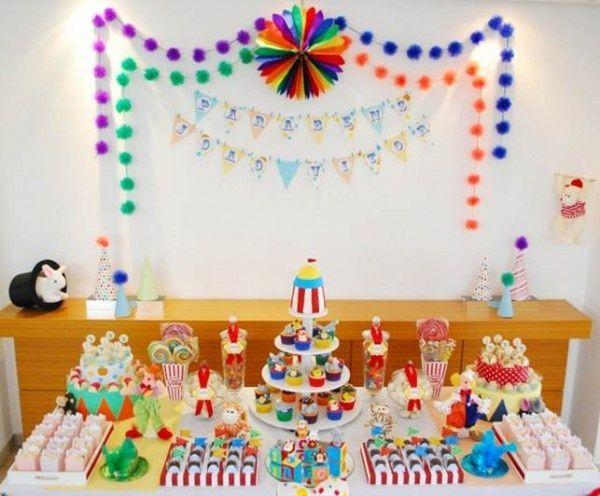 festa circo em casa - Pesquisa Google