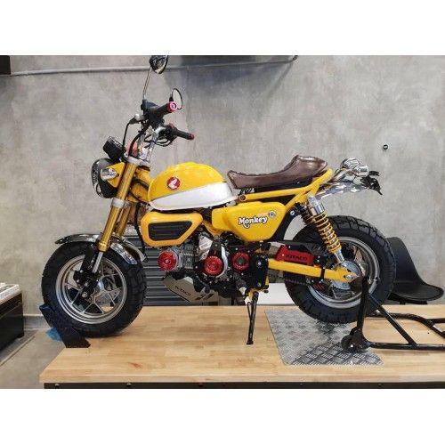 Honda Monkey 125 Replacement Seat V2 Honda Monkey 125 2018 Honda