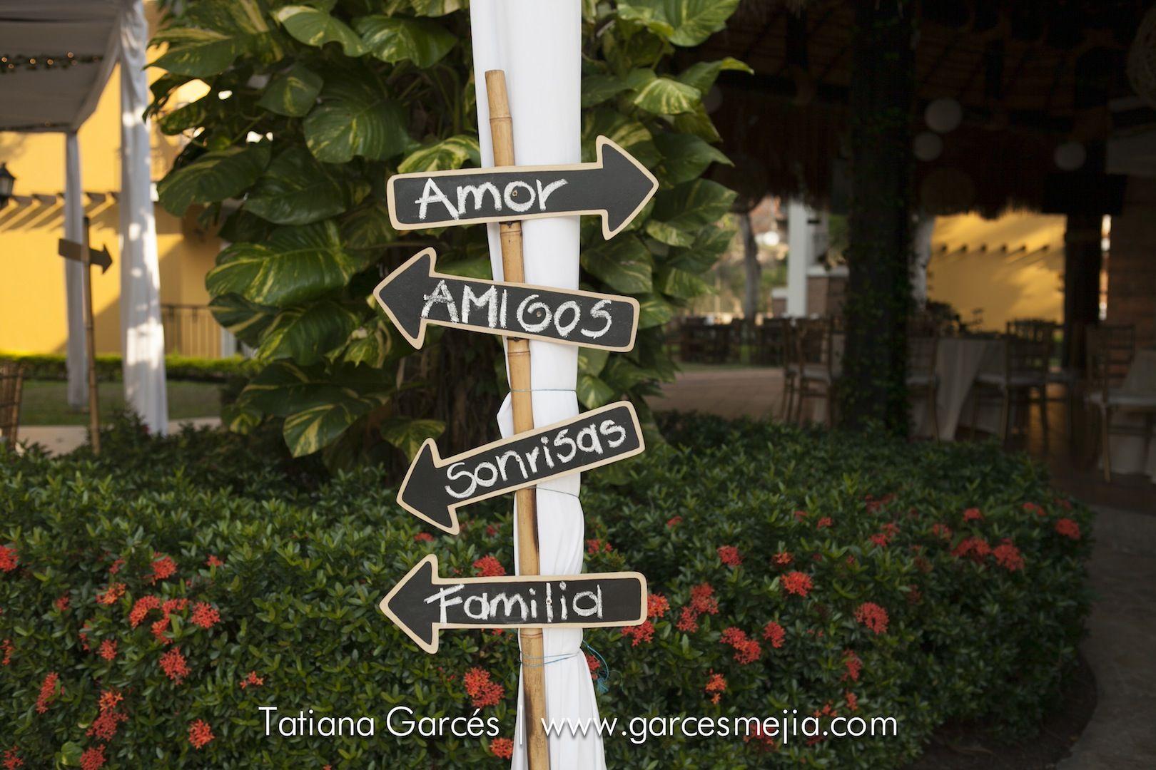 Ideas para bodas FOTOGRAFÍA DE BODAS Tatiana Garcés www.garcesmejia.com