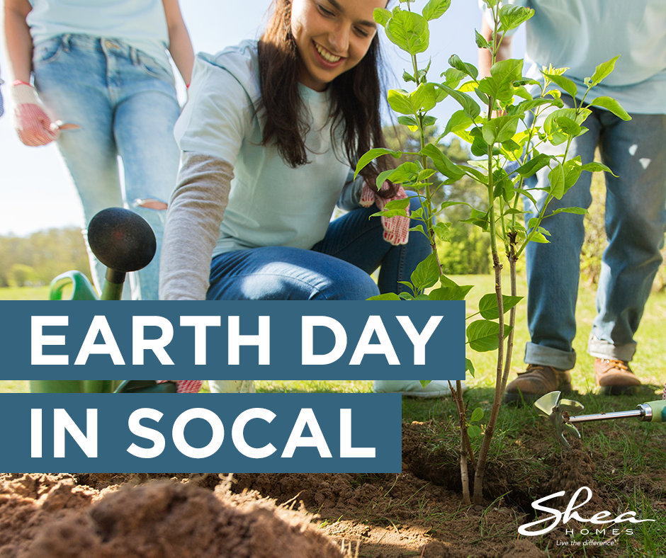 Celebrate Earth Day in Southern California