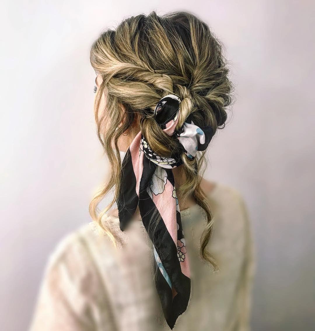 Pretty hairdos