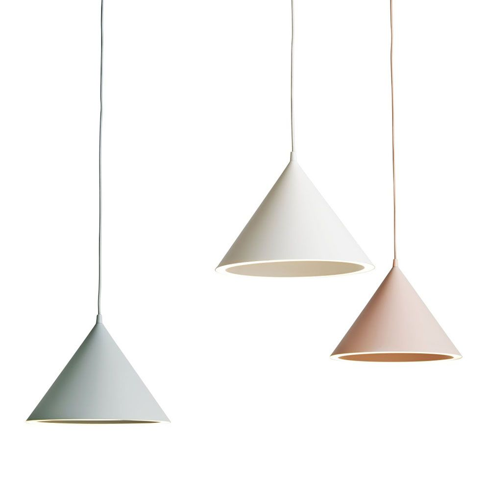 Woud annular pendant pendant lighting danish and pendants gorgeous trio of annular pendant lights including one in nude pink from danish design company woud mozeypictures