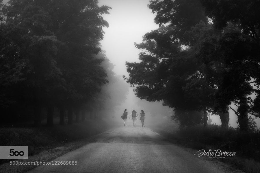 The Journey Ahead by JulieBrocca