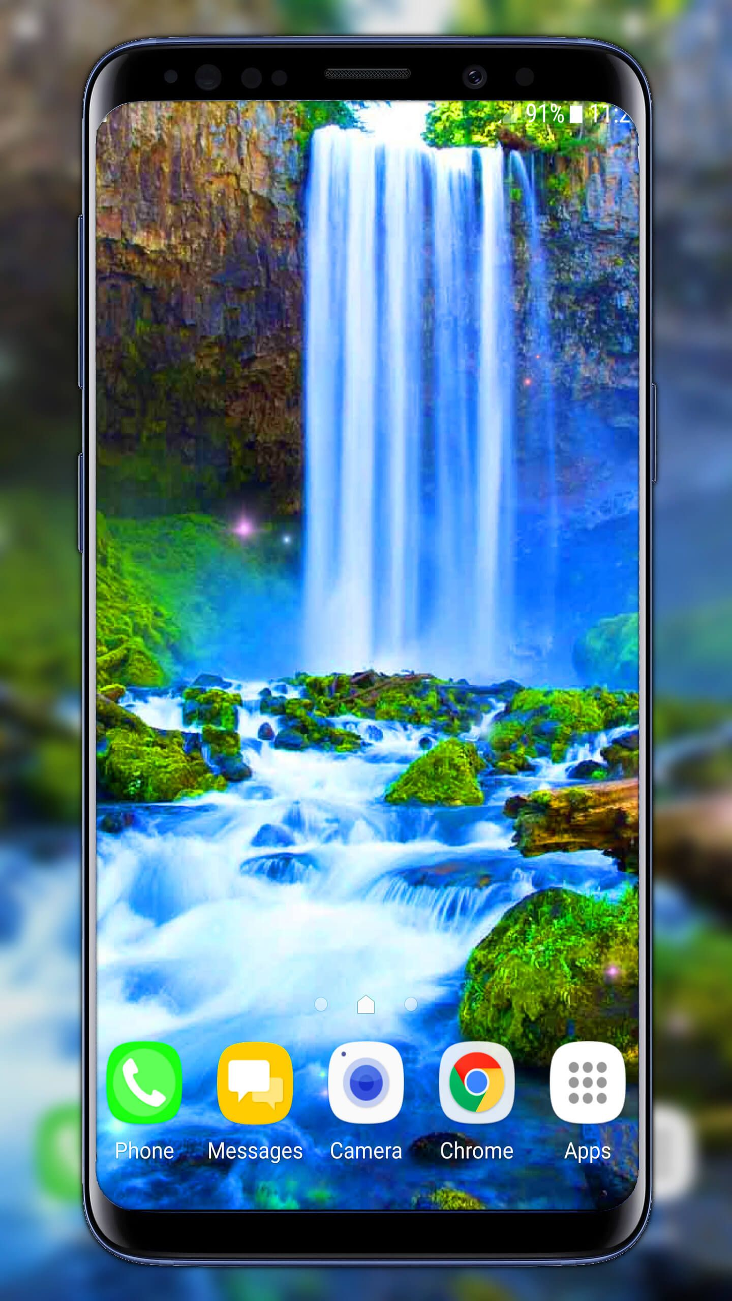 Waterfall Live Wallpaper Waterfall Nature Wallpaper In