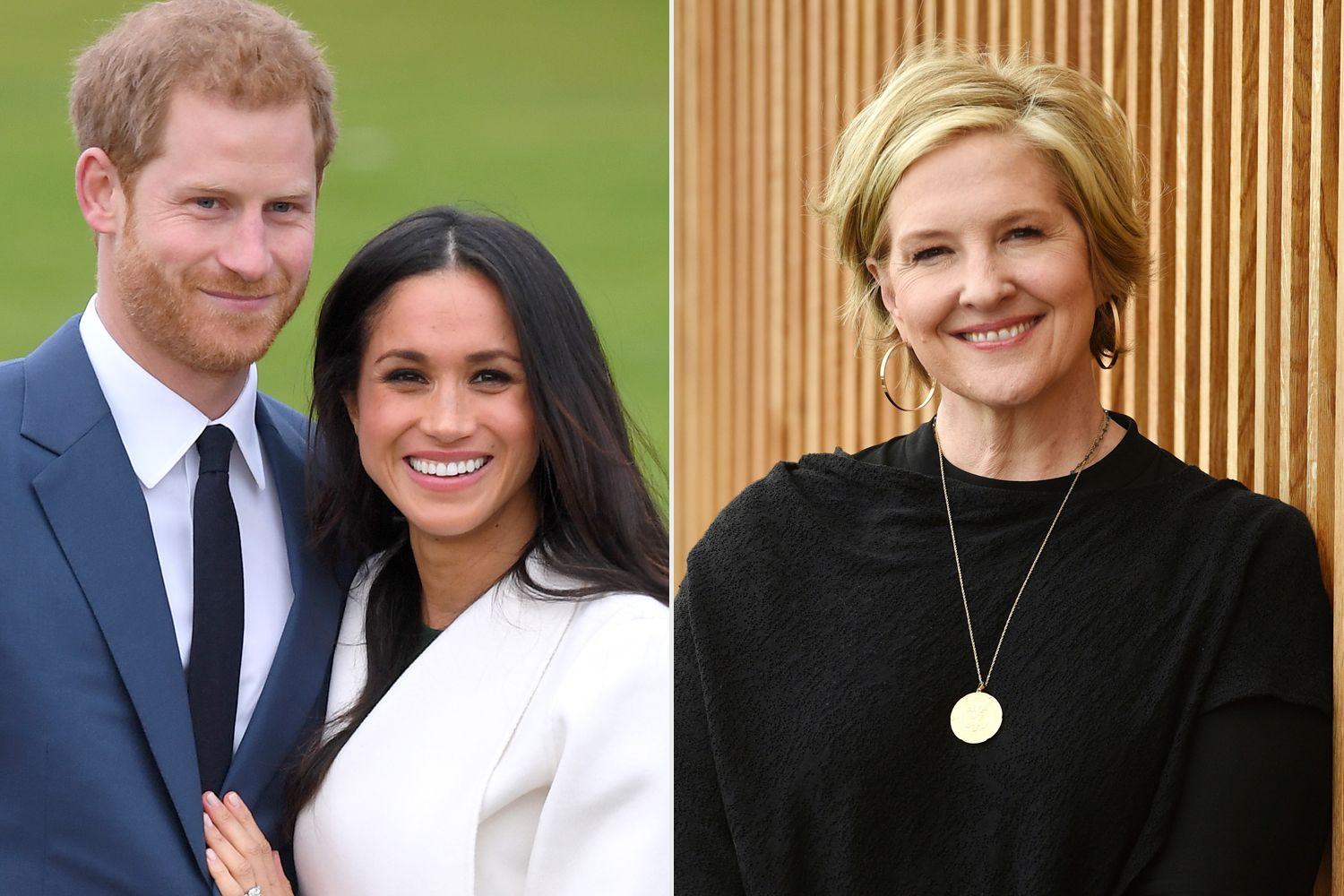 Meghan Markle And Prince Harry Say They Absolutely Adore Self Help Guru Brene Brown Prince Harry Meghan Markle Prince Harry Meghan Markle