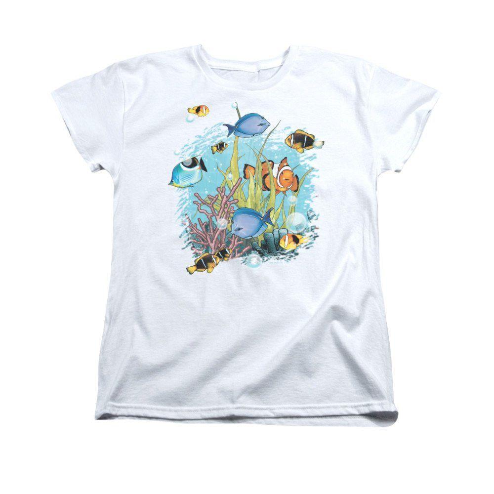 Wildlife - Tropical Fish Women's T-Shirt