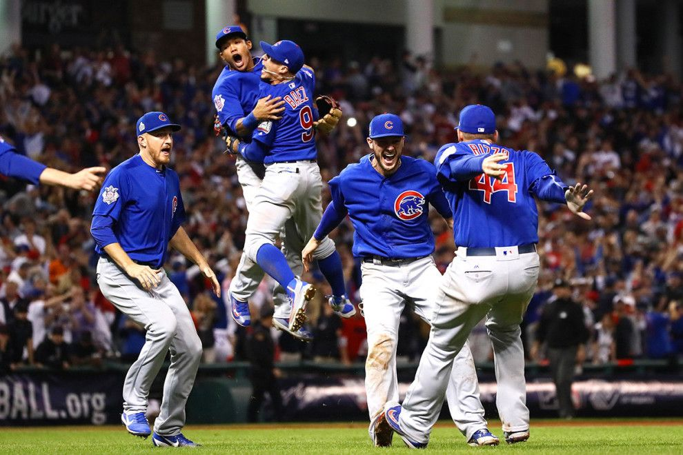 The 46 Most Powerful Photos Of 2016 Chicago Cubs