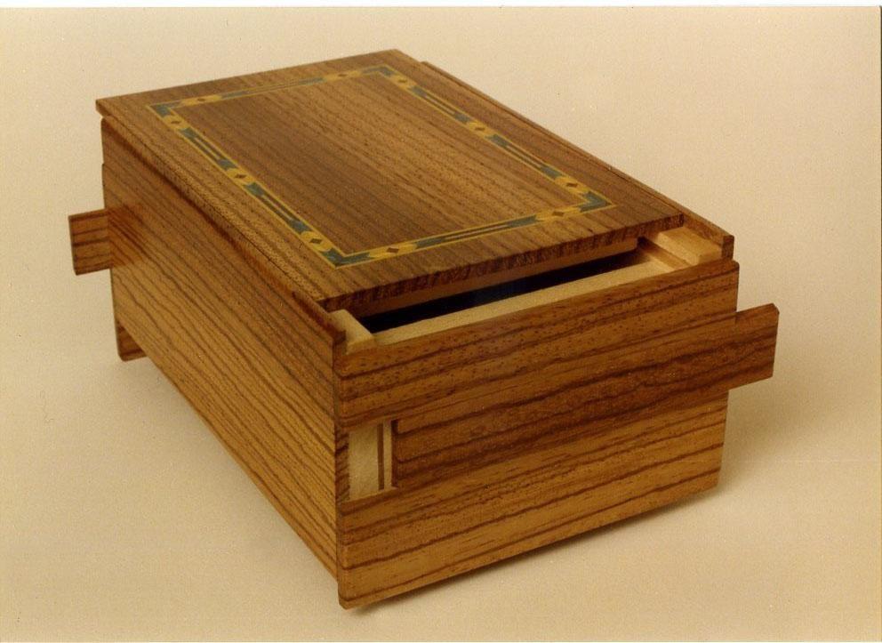 Woodworking Wood Secret Box Plan Pdf Free Download Wooden Puzzle Box Wood Puzzle Box Puzzle Box
