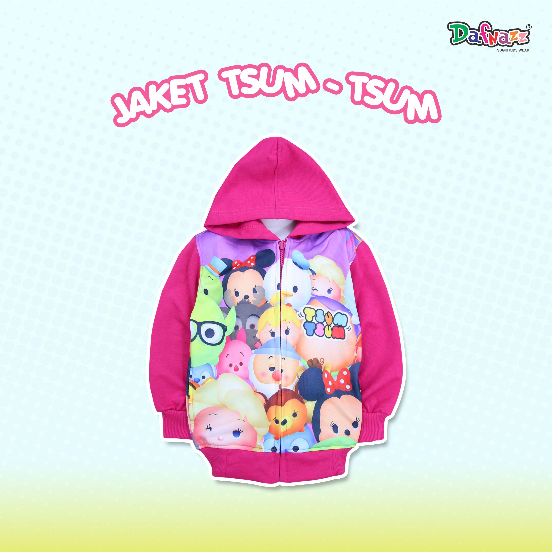 Disney Tsum Tsum adalah nama dari berbagai koleksi boneka