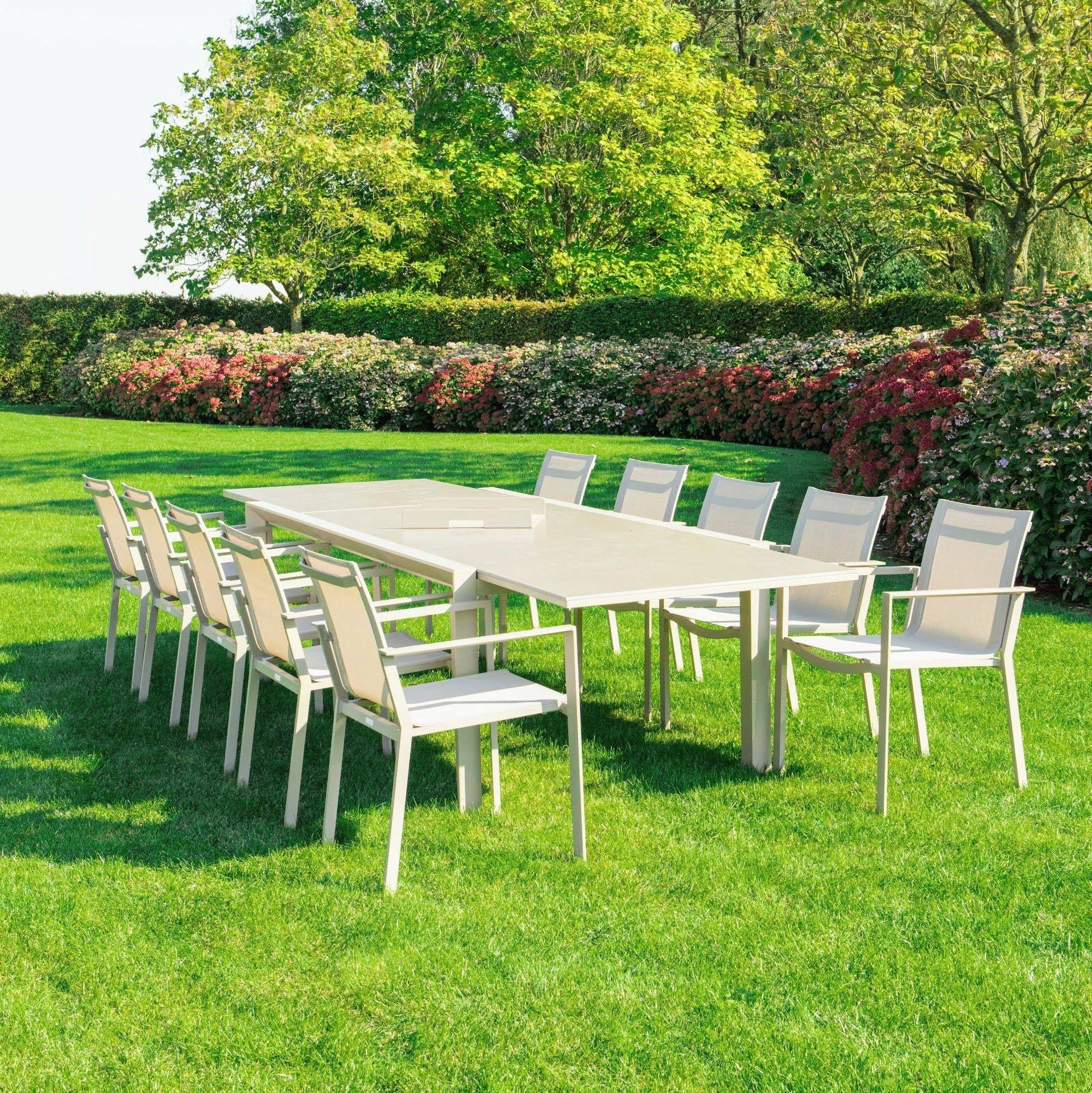 Extension Patio Table Aluminum Patio Outdoor Furniture Sets