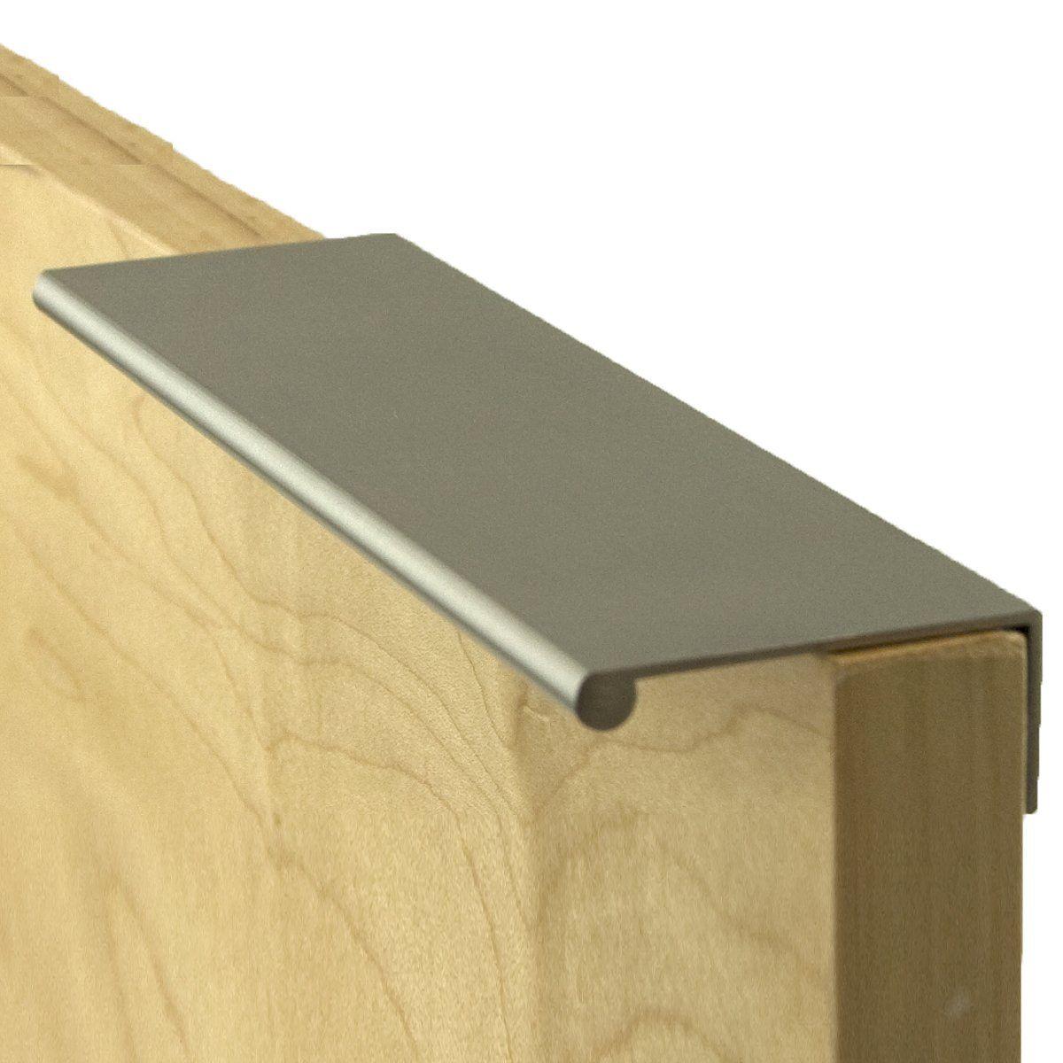 Berenson Hardware Finger Pull 1053 4026 P Atg S Kitchen Drawer Pulls
