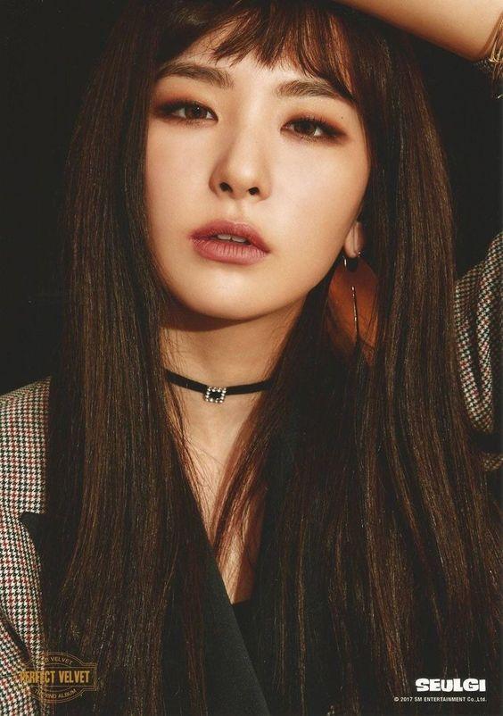 The Kpop Idol Look That Has Everyone Talking Red Velvet Seulgi Red Velvet Velvet