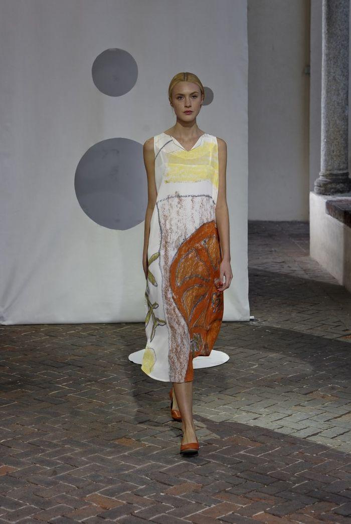 Daniela Gregis - 2014 Spring & Summer Collection - フィガロジャポンオフィシャルサイト madameFIGARO.jp