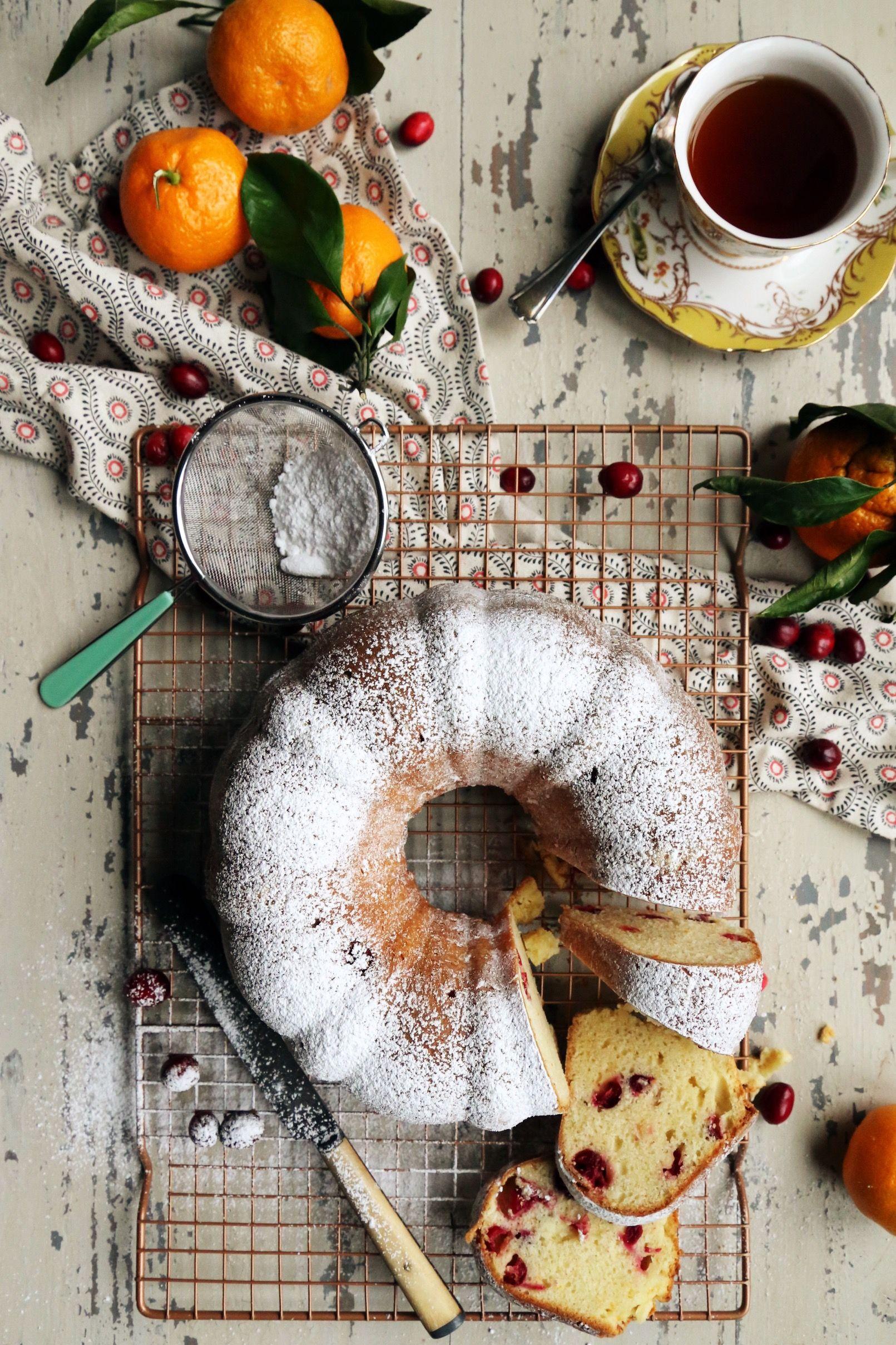 Cranberry Orange Sour Cream Bundt Cake Country Cleaver Recipe Bundt Cake Sour Cream Holiday Baking Recipes