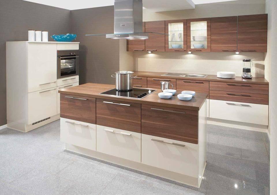 Diseño-de-cocinas-modernas-2016-2017-29.jpg (960×678)   Cocina con ...