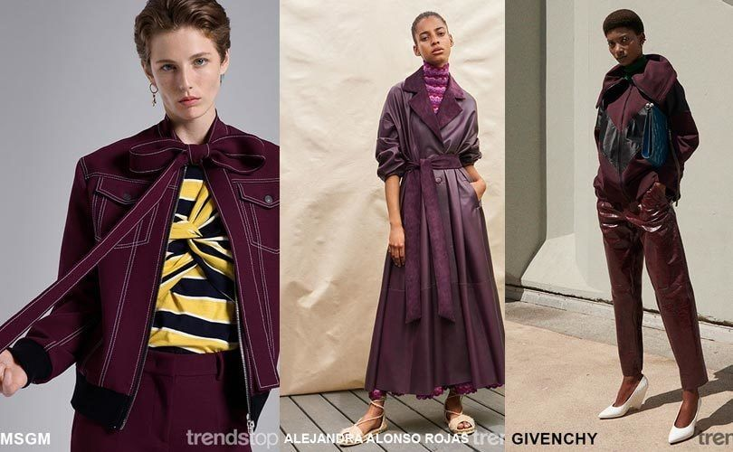 2020 Fashion Trends Womens.Spring Summer 2020 Women S Colour Directions In 2019