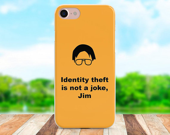 premium selection 22617 a9b57 The Office Iphone X case Office Samsung case Galaxy case Orange ...
