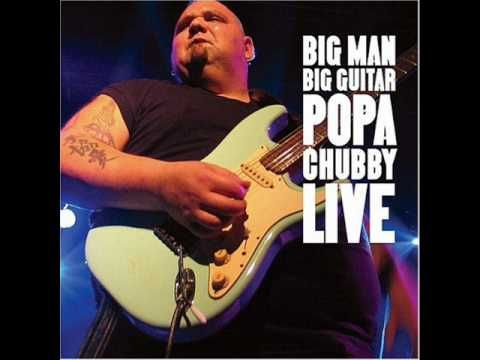 Popa Chubby - Somebody Let the Devil Out [Live]