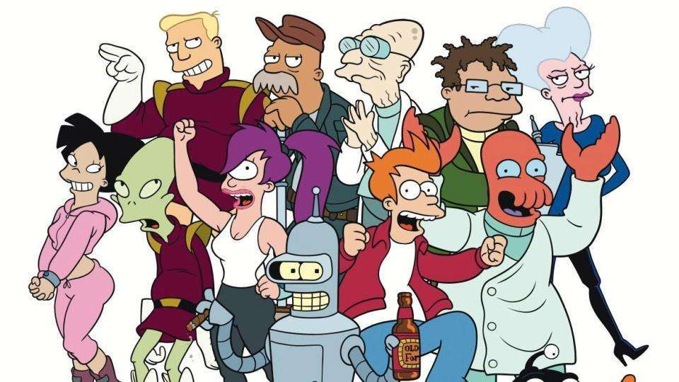 Best Futurama Characters Of All Time Futurama Characters