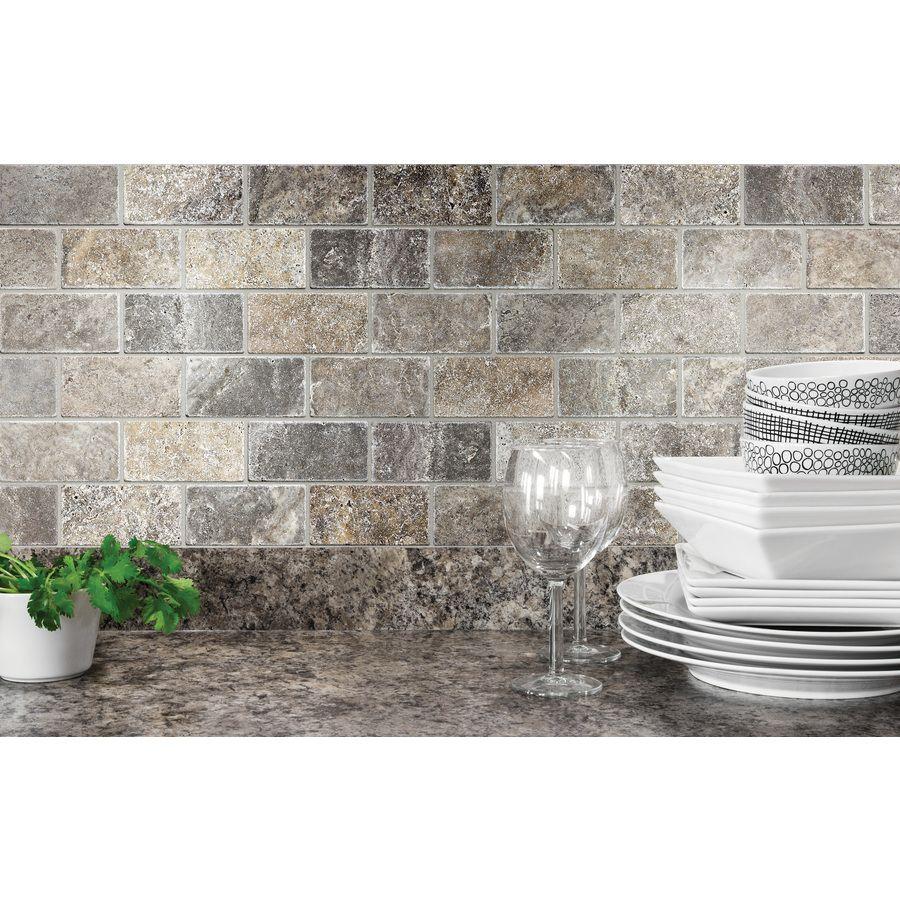 - Product Image 2 Travertine Wall Tiles, Stone Backsplash Kitchen, Stone  Backsplash