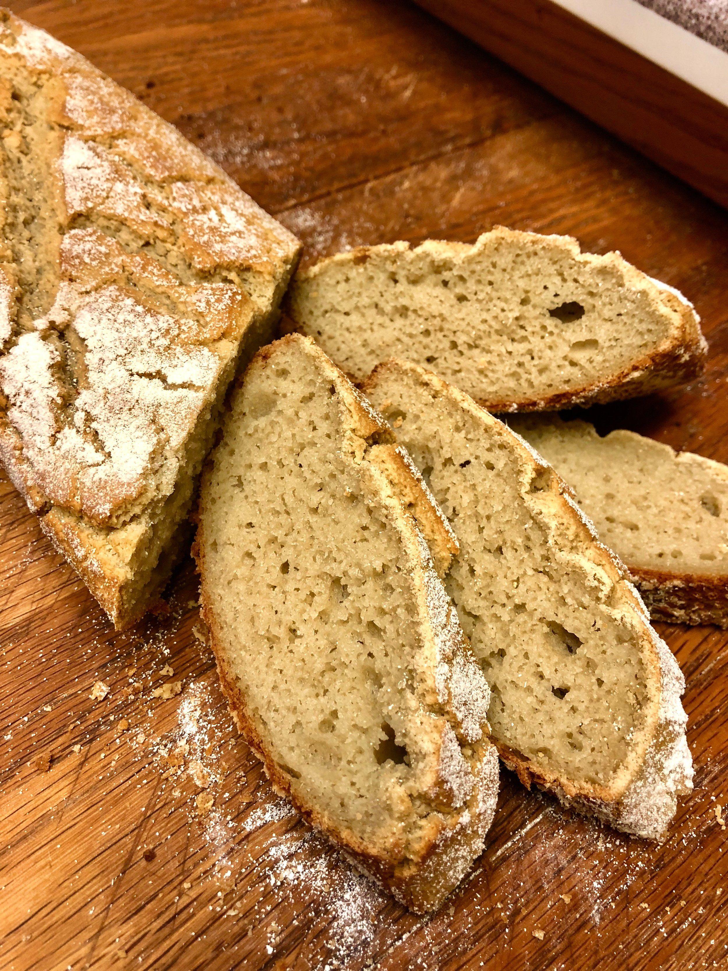 Cassava Flour Yeast Bread Dutch Oven Bread Cassava Flour Bread Recipe Country Bread