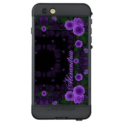 raspberry roses paisley bandana name template lifeproof nd iphone 6s plus case template gifts