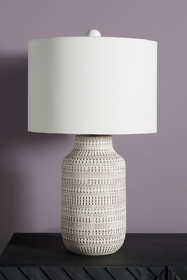 Wren Table Lamp Lamp Table Lamp White Table Lamp