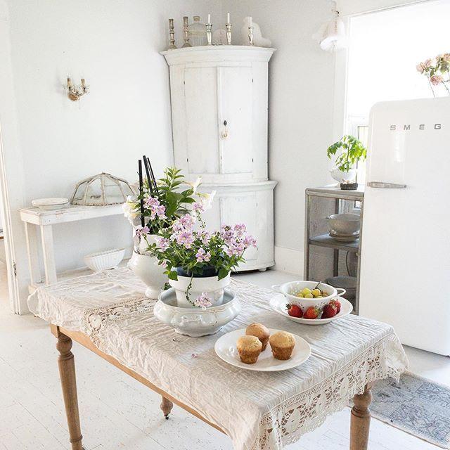 Swedish Interiordesign: French Nordic Interior Design Inspiration & Finds