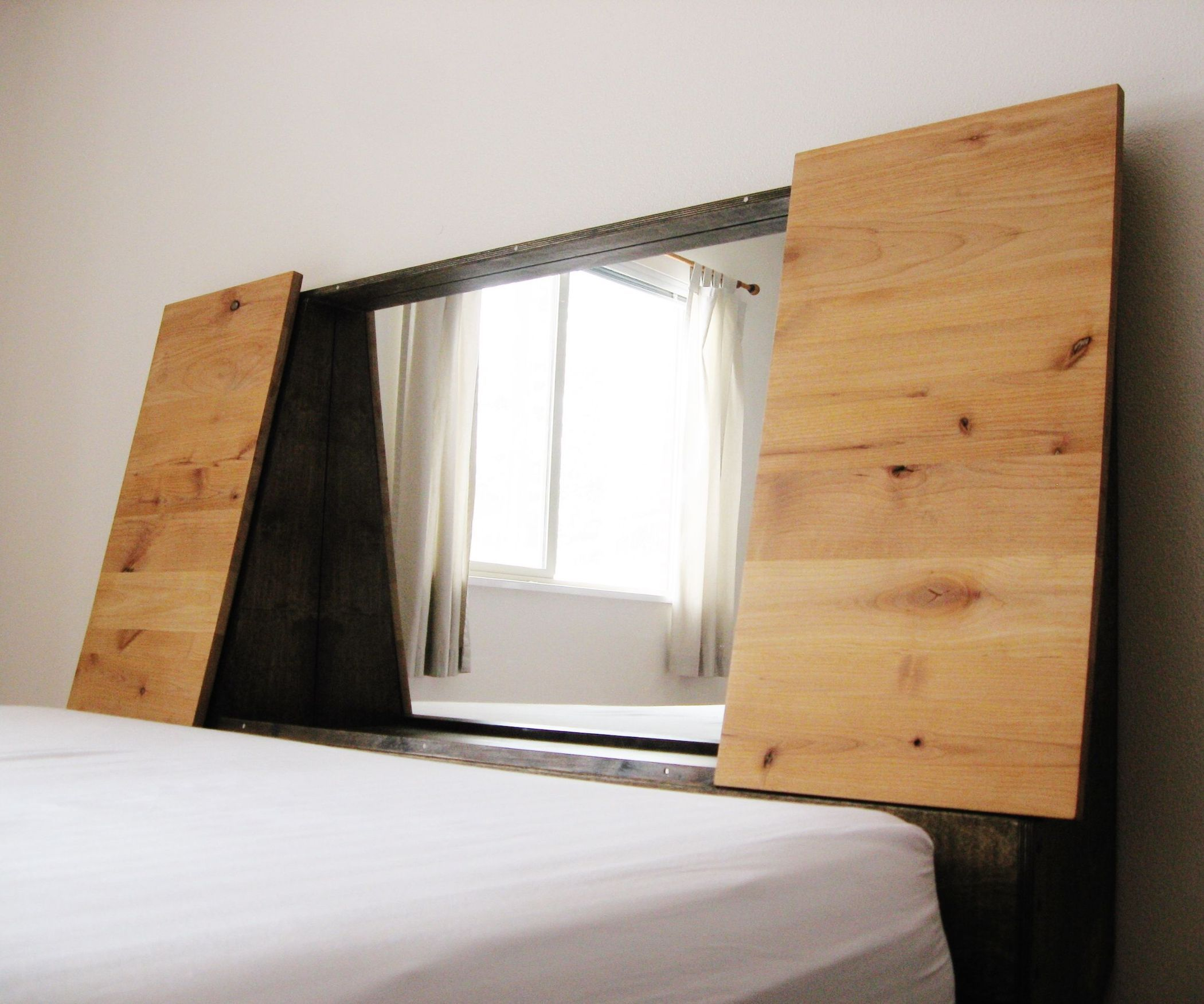 The Ultimate Headboard secret partments & More