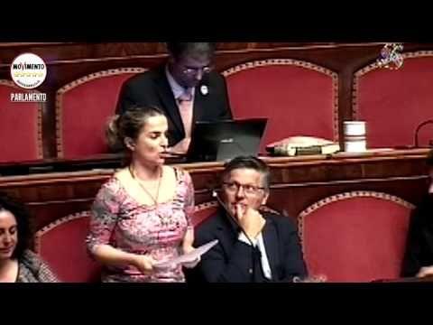 Ecoreati, l'intervento di Serenella Fucksia