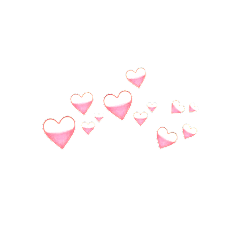 Pin By Abril On Picsart Love Stickers Anime Art Beautiful Heart Overlay Crown Aesthetic
