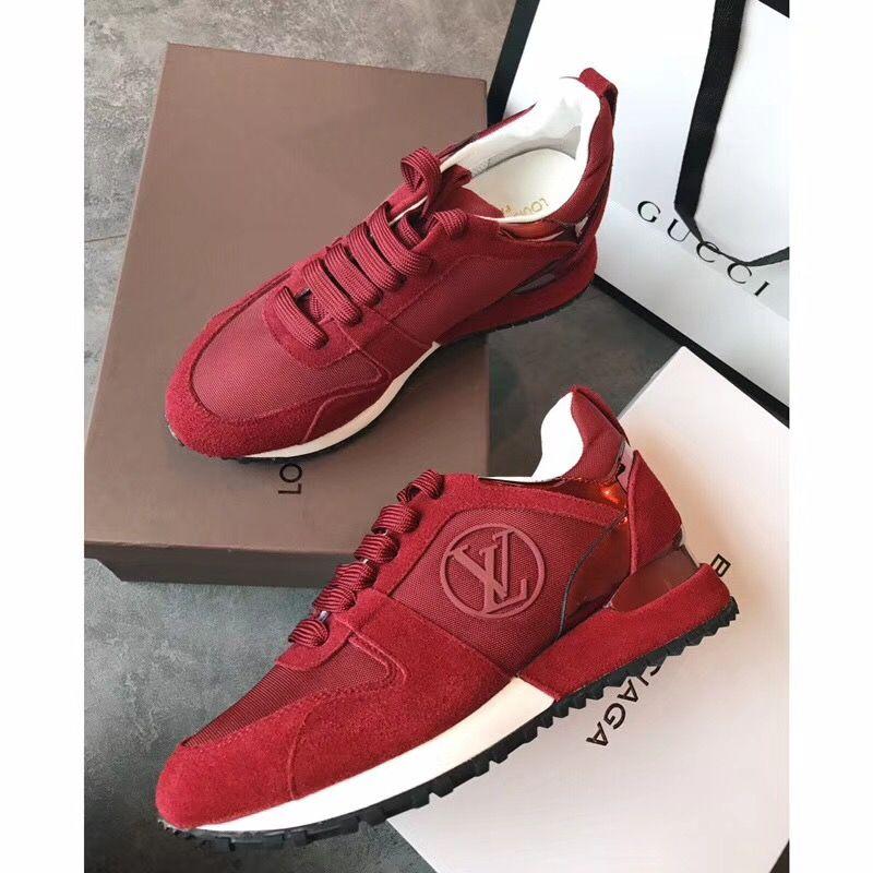 Louis Vuitton lv woman shoes casual