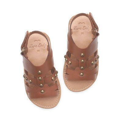 Gonna make some little leather sandals for my daughter...