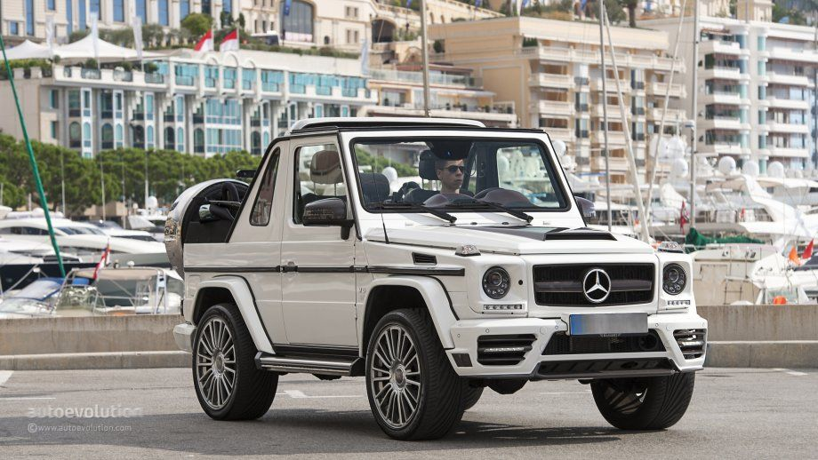 Mercedes Benz G500 Cabriolet Review Mercedes Benz G500 Mercedes