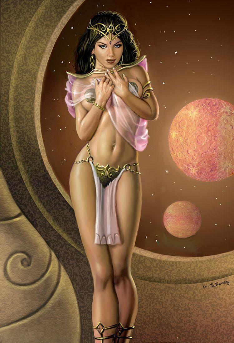Erotic female fantasy pictures
