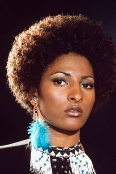 Pin By The Beauty Guru On 80 S 70s Hair Black Actresses Foxy Brown