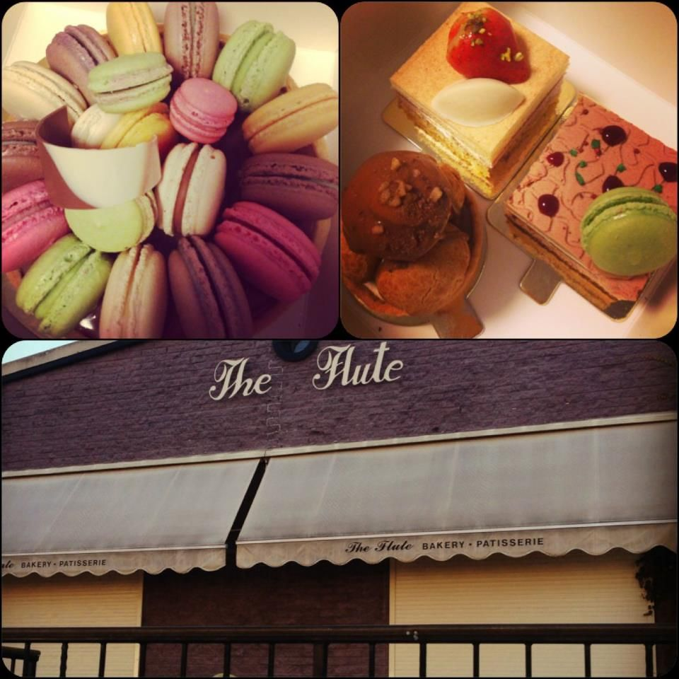 The Flute Bakery & Patisserie makes our favourite Canberra bakeries list.